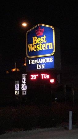 Best Western Comanche Inn: photo0.jpg