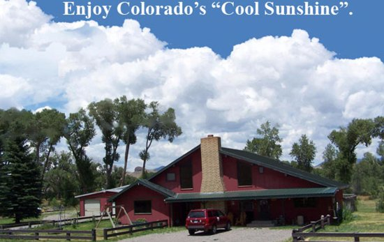 Del Norte, CO: Surrounded by summer outdoor recreation opportunities.