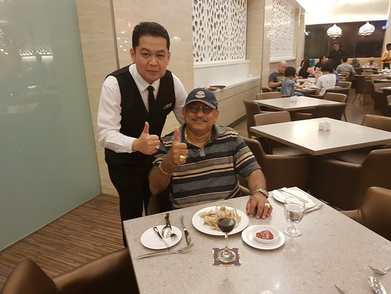 Sunway Hotel Seberang Jaya Penang: The service is personalized and very professional!