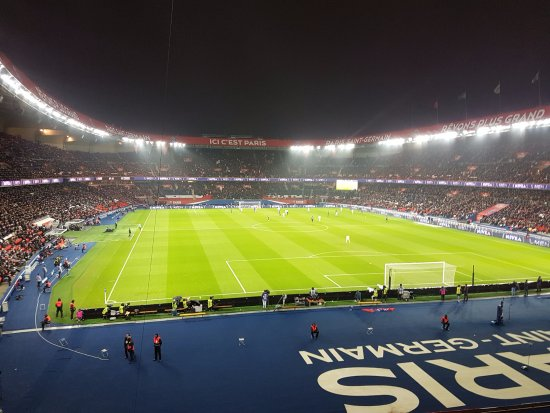 Parc des princes picture of parc des princes paris for Porte 0 parc des princes
