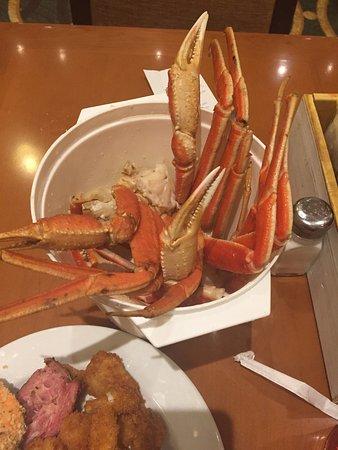 Strange Seafood Buffet Picture Of Ameristar Casino Vicksburg Home Interior And Landscaping Ferensignezvosmurscom