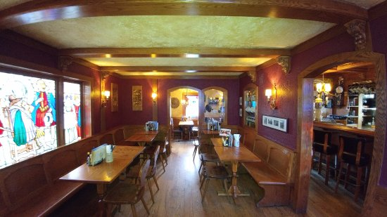 Germantown, WI: Main room, side room & bar areas