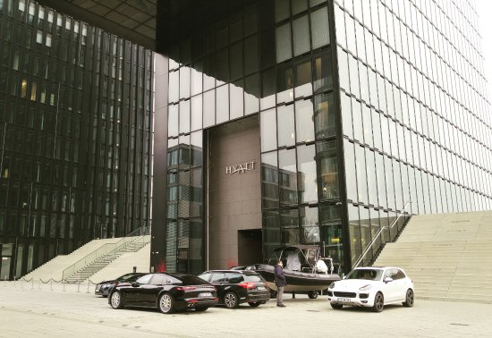 Hyatt Regency Dusseldorf Photo