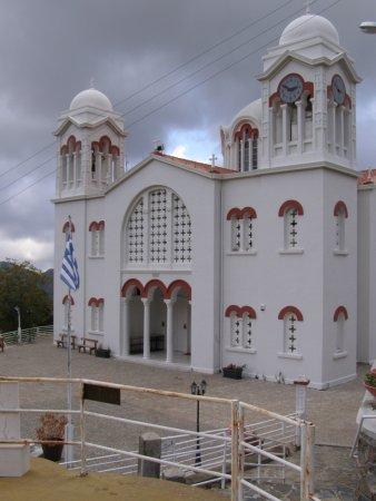 Pedoulas, Chipre: De kerk