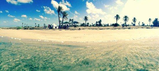 Kerkennah Islands, Tunisia: Kerkennah a mezzogiorno