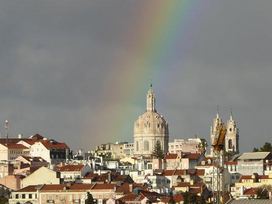 A Casa das Janelas com Vista: Basilica da Estrela