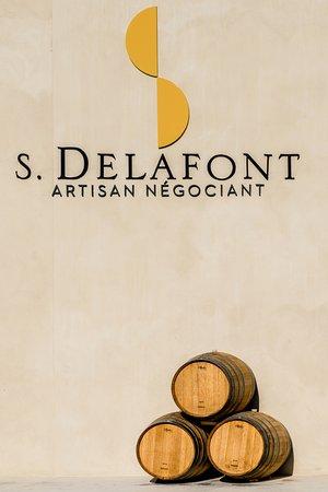 Artisan Négociant Vins Du Languedoc - Photo De Maison S.Delafont