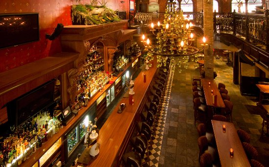 Photo of American Restaurant Bourbon Street Bar and Grill at 346 W 46th St, New York, NY 10036, United States
