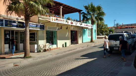 Paquime Gallery: very close to the town's main square