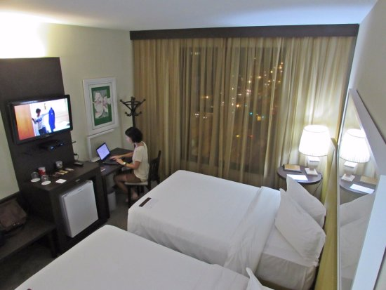 Ouro Minas Palace Hotel: Ap Standart