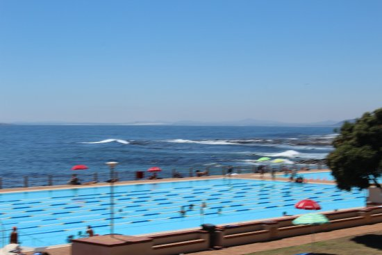Lap Pool at Sea Point Pavillion - Picture of Sea Point swimming pool ...