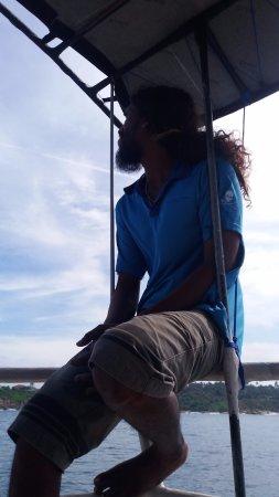 Mirissa, Sri Lanka: Geeth