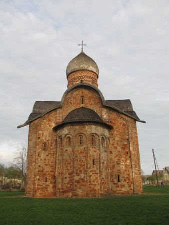 Church of Peter and Paul: Церковь Петра и Павла в Кожевниках
