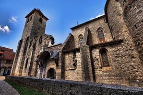 Marcilhac-sur-Cele, France: The Abbey