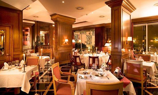 Hotel Real Palacio Lisboa Restaurants