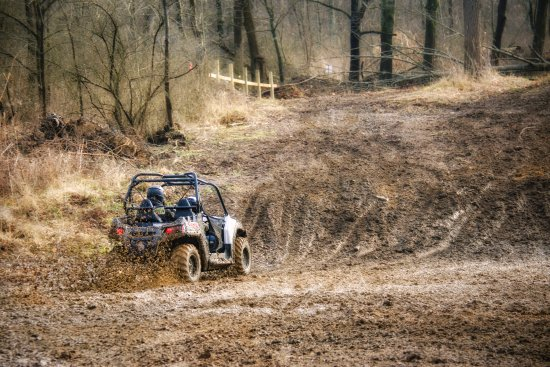 EagleRider Motorcycles Pittsburgh: at Mines & Meadows ATV Park