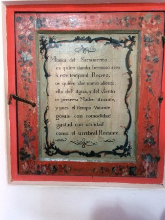 Potosi, Bolivia: A View From Inside the Santa Teresa Convent Museum