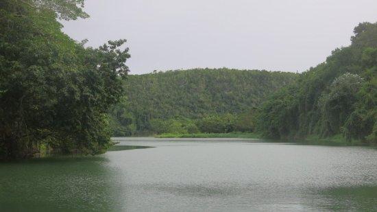 Rio Chavon: magnifique paysage