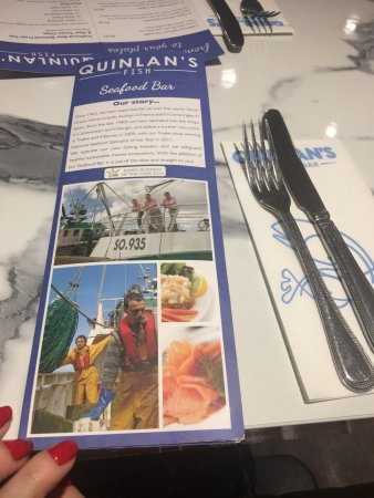 Quinlans Seafood Bar: photo1.jpg