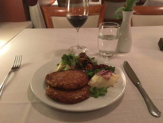 Figaro Restaurant : Figaro blinis
