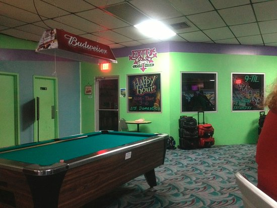 Gautier, MS: Spanish Trail Lanes - Billards