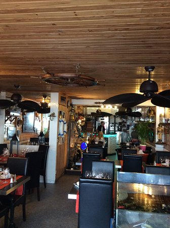 Le Narval : The restaurant