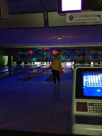 Gautier, MS: Spanish Trail Lanes - Bowling