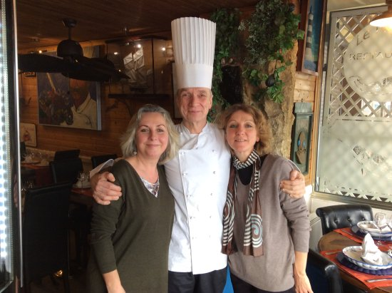 Le Narval : The talented chef