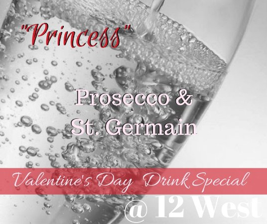 Delaware, OH: Valentine's Day Drink Special - Princess