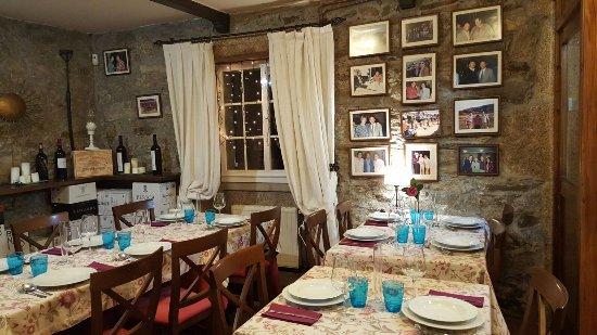 Restaurante casa rilo en cambre con cocina otras cocinas espa olas - Casas en cambre ...