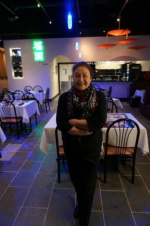 Midlothian, VA: Alice Rong - the owner
