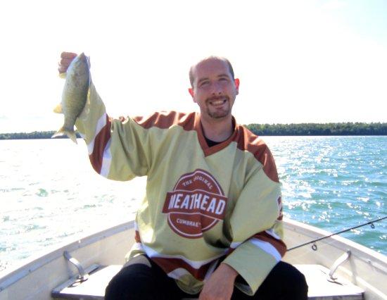 Viva Villa Cottage Resort: Great fishing