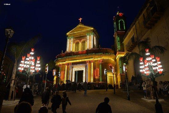 Chiesa del Carmine (santuario di Maria Santissima dell'Udienza)