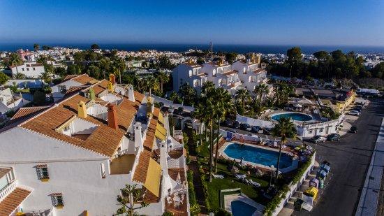 Apartamentos Turísticos Las Rosas de Capistrano