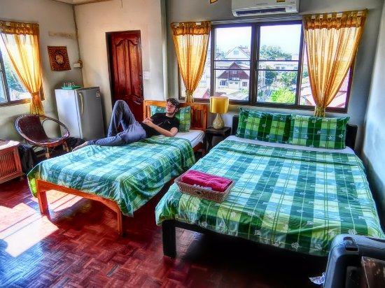 Bed and Terrace Guesthouse Chiang Mai: Bed and Terrace Chiang Mai