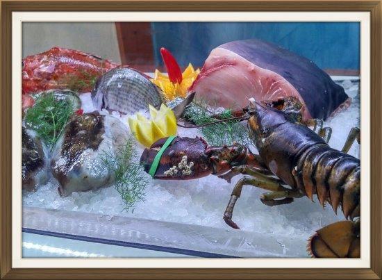 Barcellona Pozzo di Gotto, Italia: Il museo del pesce fresco