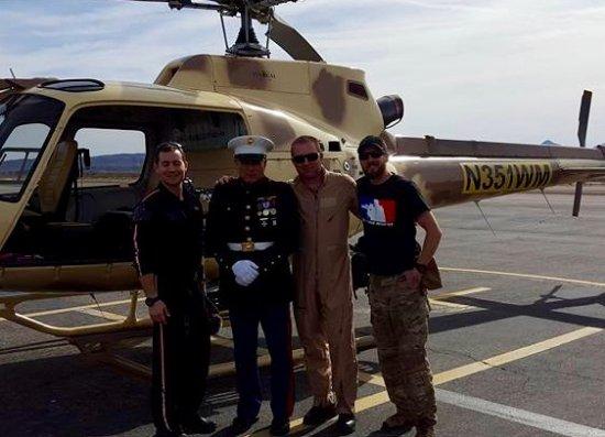 Gunship Helicopters Full Metal Jacket star and original door gunner Tim Colceri! & Full Metal Jacket star and original door gunner Tim Colceri ...