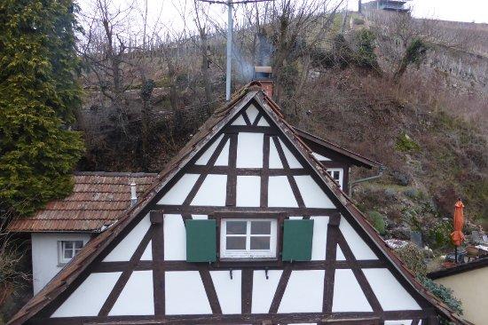 Hotel Ritter Durbach: Blick aufs ländliche Durbach