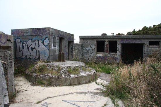 Otago Peninsula: The WOII bunkers