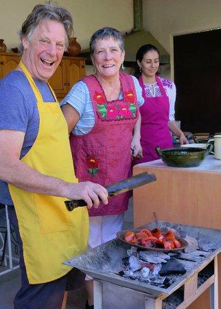 Oaxaca Ollin: Cooking class with Karla organised by Casa Ollin