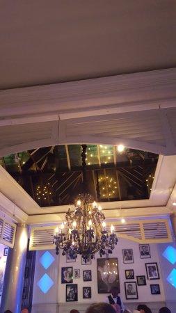 La Croisette: Внутри ресторана