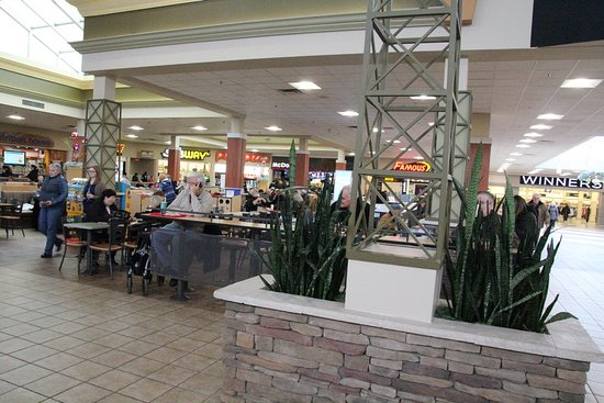 St. Catharines, Kanada: Fast food restaurants