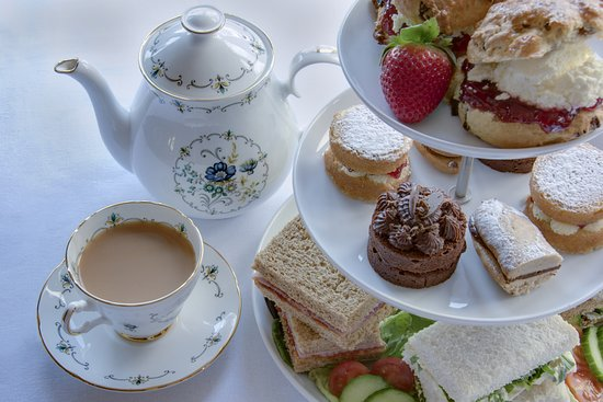 Long Eaton, UK: With homemade cakes and scones you're in for a real treat!