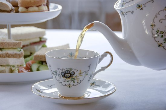 Long Eaton, UK: Our Afternoon Tea guests can enjoy unlimited teas and coffees throughout their visit.