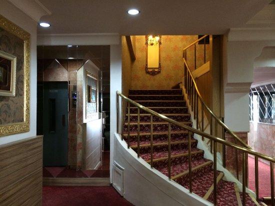 Hotel kennedy ankara turquie avis auberge tripadvisor for Hotel chercher