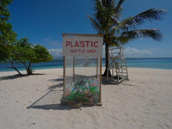 Leyte Island, الفلبين: ゴミ問題はパーフェクトに改善されました。