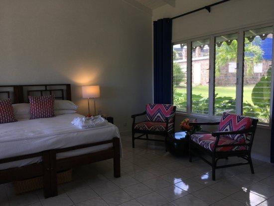 Montpelier Plantation & Beach : The room