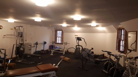 Freuchie, UK: Gymnasium