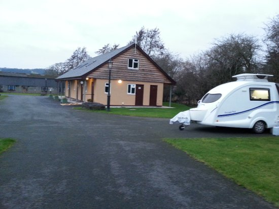 Ashbrook Caravan and Camping Park