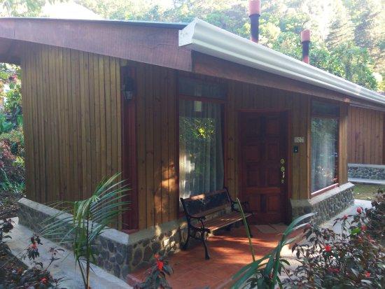 Savegre Hotel, Natural Reserve & Spa: habitación 107/ room 107